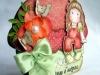 Carte cupcake - Clarac les fleurs