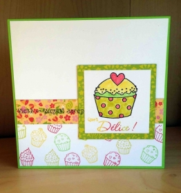 Carte cupcake - 2