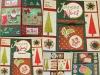 2013 - Carte de noël sans fin - Vue d'ensemble