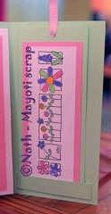 Marque-paque assorti à la carte Oeuf de Pâques