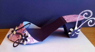 Chaussure - Vue de côté