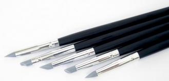 Outils de modelage en silicone