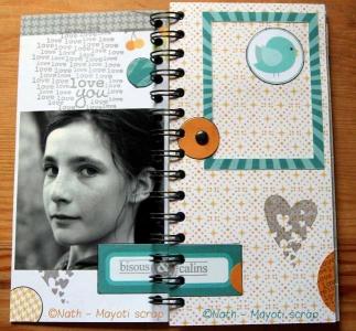 Pages intérieures - 5 et 6