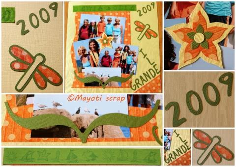 Page - Ile grande - 2009