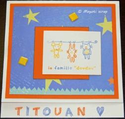 Bienvenue Titouan
