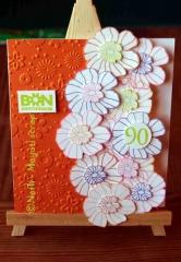 Carte - 90 ans