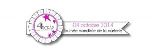 Logo - Journée mondiale de la carterie